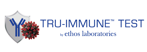 Tru-Immune Test by ethos laboratories logo